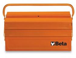 Skrzynka narzędziowa bez wyposażenia Beta 2120/C20L