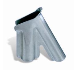 Dysza zgrzewcza z prowadnicą stopka do spawania Steinel system 34mm 070915