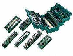 Skrzynka z kompletem 70 narzędzi SATA 95104A-70-6