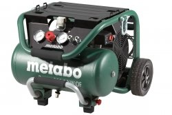 Kompresor sprężarka tłokowa bezolejowa Metabo Power 400-20 W OF