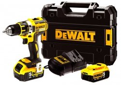 Akumulatorowa wiertarko wkrętarka DeWalt DCD791P2 18V