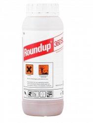 Środek chwastobójczy Roundup 360SL 1l