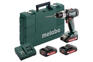 Wkrętarka udarowa Metabo SB 18 L Set (602317540)