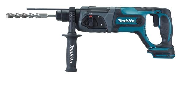 Młotowiertarka akumulatorowa z opcją kucia Makita DHR241Z