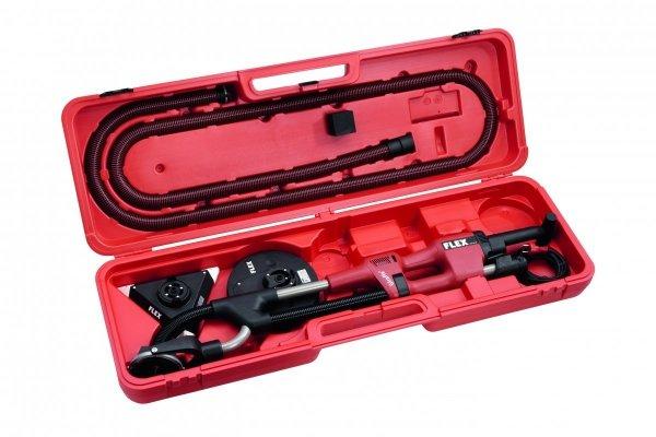 Zestaw Flex 516811 szlifierka przegubowa WST 700VV Vario Plus 350338 + żyrafa ręczna WSE 7 vario 377821