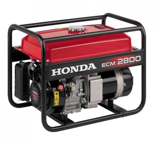 Agregat prądotwórczy HONDA ECM2800 2,8kW