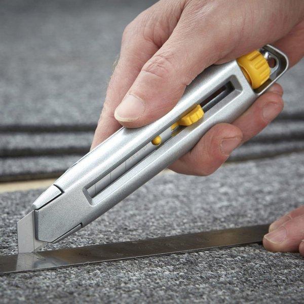 Nóż interlock ostrze łamane Stanley 18mm 0-10-018