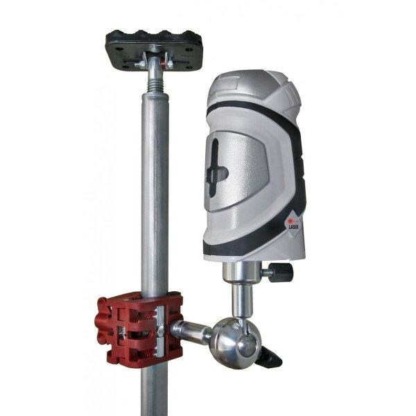 Uchwyt wielofunkcyjny (laser,kamera itp) (ramię 12 cm)   Piher P34051
