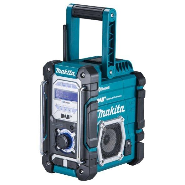 Akumulatorowy odbiornik radiowy Makita DMR112 Radio