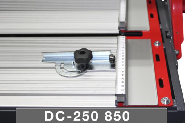 Przecinarka wgłębna elektryczna Rubi DC-250 850 (54933) + ospzęt