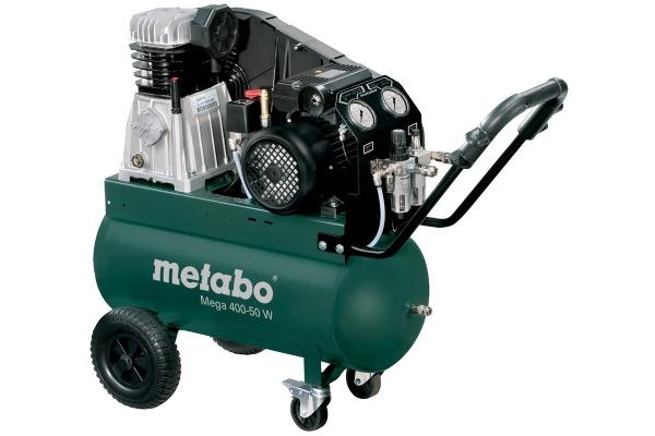 Kompresor sprężarka tłokowa Metabo Mega 400-50 D 601537000