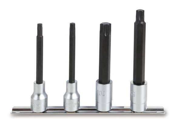 """Nasadka z końcówką trzpieniową Beta profil TORX długa z gniazdem 1/2"""", model 920TX, T45X120mm"""
