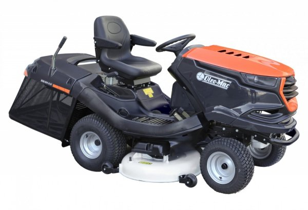Kosiarka samojezdna traktorek OM 124/24 K H Oleo-Mac 2-cylindrowy Emak K2200 22KM OHV