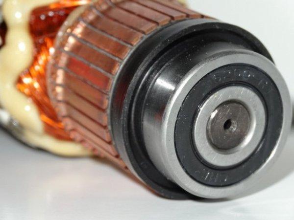 Wirnik do szlifierki Makita GA7020 GA9020R, szczotki CB-204
