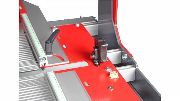 Przecinarka z ruchomą głowicą Rubi DS-250-N 1300 Laser-Level 52930