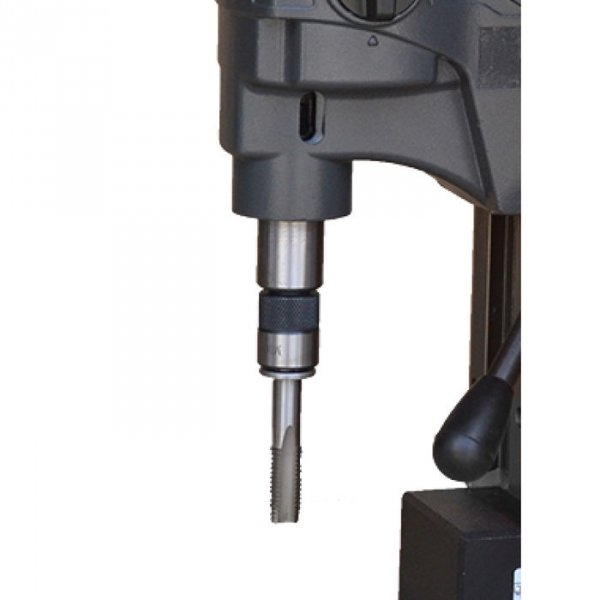 Wielofunkcyjna wiertarka rdzeniowa, megnetyczna Optimum DM 36VT z funkcją gwintowania