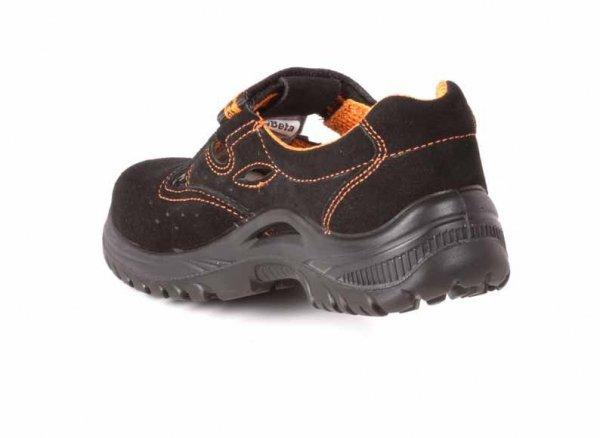 Buty robocze ochronne sandały zamszowe Beta 7216BKK rozm. 40-45