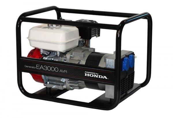 Agregat prądotwórczy Honda EA3000N2 AVR 3,0KW + 2xOlej