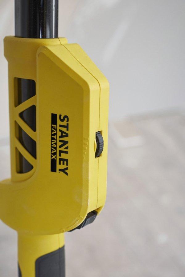 Szlifierka do ścian STANLEY FATMAX SFMEE500S 750W 225mm