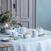 Lyngby Porcelain RHOMBE Filiżanka do Herbaty 390 ml Biała