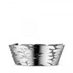 Alessi BARKET Misa - Kosz na Owoce 18 cm Srebrny