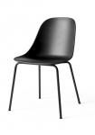 Menu HARBOUR SIDE Krzesło - Rama Czarna - Siedzisko Czarne