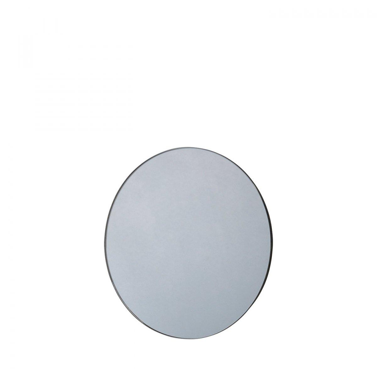 1090886e594a Blomus VISION Lustro Okrągłe 20 cm Szare