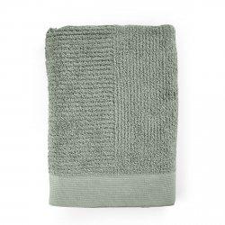 ZONE Denmark CLASSIC Ręcznik 140x70 cm Zielony Matcha Green
