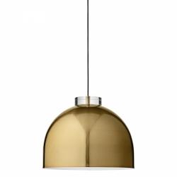 Aytm LUCEO Lampa Wisząca Okrągła 28 cm Złota