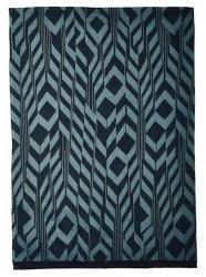 SÖDAHL - DECO FEATHERS Ręcznik Kuchenny 50x70 cm Niebieski
