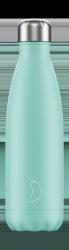Chilly's PASTEL Stalowa Butelka Termiczna 500 ml Miętowa