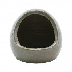 House Doctor ORGANIC Solnica - Ceramiczny Pojemnik na Sól