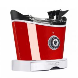Casa Bugatti VOLO INDIVIDUAL Toster - Swarovski - Czerwony