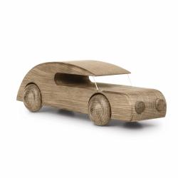 Kay Bojesen AUTOMOBIL Samochód z Drewna Bukowego