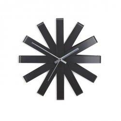 Umbra RIBBON Zegar Ścienny - Czarny