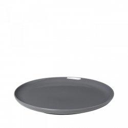 Blomus RO Talerz Obiadowy 27 cm Szary Sharkskin