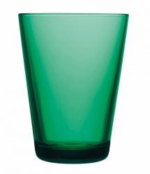Iittala KARTIO Szklanki 400 ml 2 Szt. - Emerald