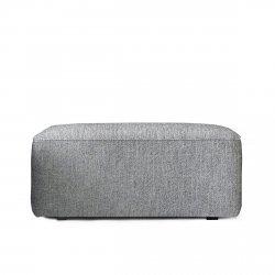 Menu EAVE Sofa Modułowa - Moduł Pojedynczy Pufa - Jasnoszary