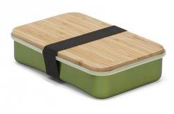 black+blum SANDWICH ON BOARD Pojemnik na Drugie Śniadanie, Kanapki - Zielony