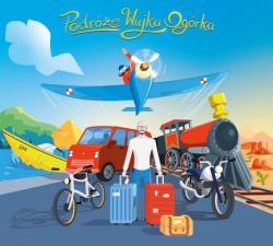 Przemo Urbaniak - Piosenki dla Dzieci - Podróże Wujka Ogórka - Płyta CD