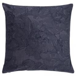 Sodahl ROSE Poduszka Dekoracyjna 50x50 cm Indigo Granatowa