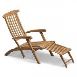 Skagerak STEAMER Leżak - Leżanka z Drewna Tekowego
