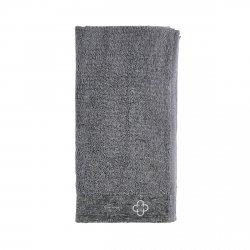 ZONE Denmark INU SPA Ręcznik Bawełniano-Lniany 50x100 cm Szary