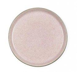 Bitz GASTRO Talerz Obiadowy 21 cm 6 Szt. Szary - Środek Różowy