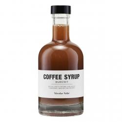 Nicolas Vahe Syrop do Kawy i Deserów 250 ml Orzech Laskowy