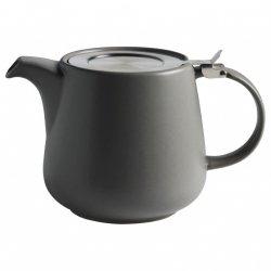 Maxwell Williams TINT Dzbanek do Herbaty z Zaparzaczem 1200 ml Grafitowy