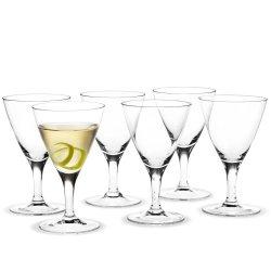 Holmegaard ROYAL Kieliszki Kokjatlowe do Martini