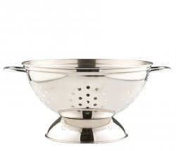 Funktion KITCHEN Stalowy Durszlak 24 cm
