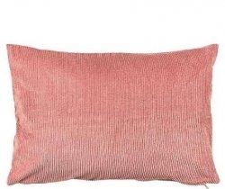 Sodahl CORDUROY Sztruksowa Poduszka Dekoracyjna 40x60 cm Różowa Powder