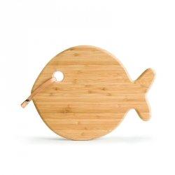 Sagaform SEAFOOD Bambusowa Deska do Serwowania - Ryba